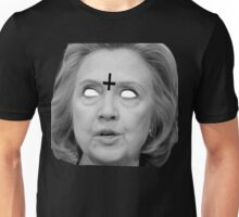 Hillary Clinton 666 Merch Unisex T-Shirt