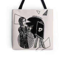 Tiny Artist Tote Bag