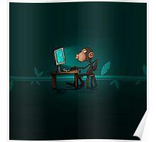 Monkey Jenius Poster