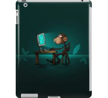 Monkey Jenius iPad Case/Skin