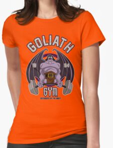 Goliath Gym Womens Fitted T-Shirt