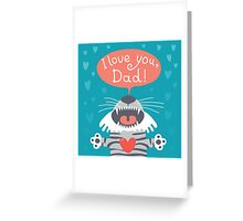 I LOVE YOU MOM Greeting Card