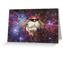 Galaxy Heen - Howl's Moving Castle Greeting Card