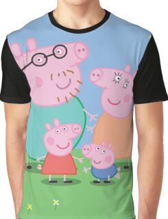 peppa pig Graphic T-Shirt