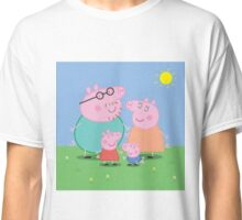 peppa pig Classic T-Shirt