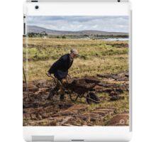 BOG MAN IN IRELAND iPad Case/Skin