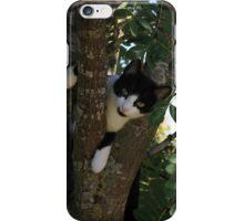 Just Hanging Around iPhone Case/Skin