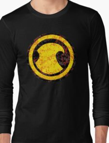Red Robin - DC Spray Paint Long Sleeve T-Shirt
