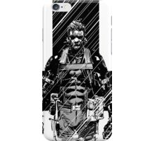 Ground Zeroes iPhone Case/Skin
