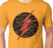 Professor Zoom - DC Spray Paint Unisex T-Shirt
