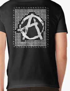 A for anarchy Mens V-Neck T-Shirt