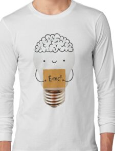 Cute light bulb Long Sleeve T-Shirt