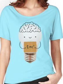Cute light bulb Women's Relaxed Fit T-Shirt