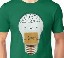 Cute light bulb Unisex T-Shirt