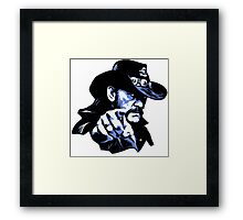 yes,,you are Framed Print