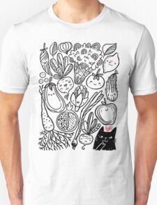 Funny vegetables Unisex T-Shirt