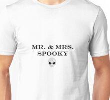Mr. & Mrs. Spooky Unisex T-Shirt