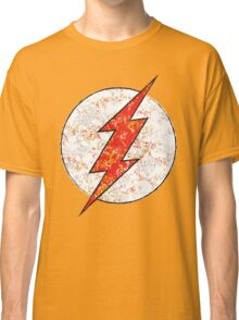 Kid Flash - DC Spray Paint Classic T-Shirt