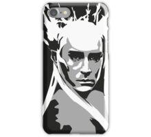 Thranduil vector illustration iPhone Case/Skin