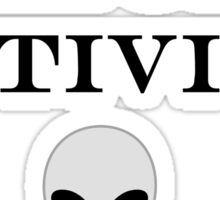 Platonic Activity Sticker