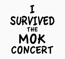 I SURVIVED THE MOK CONCERT Unisex T-Shirt