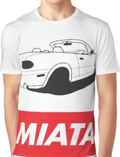 Obey Miata Graphic T-Shirt