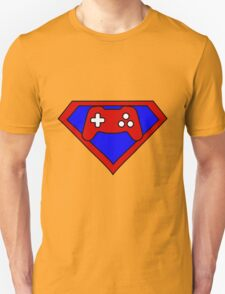 Hero, Heroine, Superhero, Super Gamer T-Shirt
