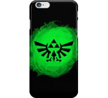 Triforce art 3 iPhone Case/Skin