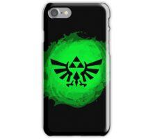 Triforce art 3 iPhone Case/Skin