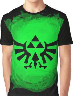 Triforce art 3 Graphic T-Shirt