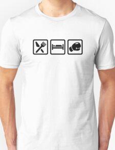 Eat sleep boxing T-Shirt