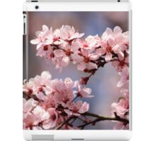 Pink Plum Blossoms iPad Case/Skin