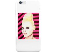 Stripy Girl iPhone Case/Skin