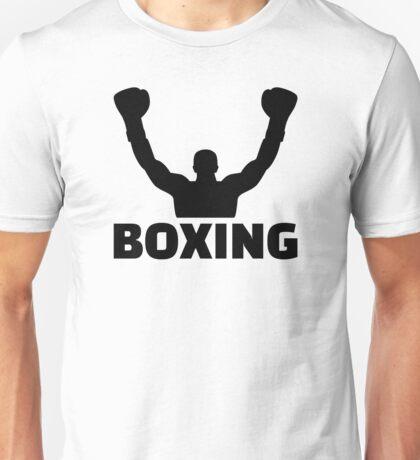 Boxing champion Unisex T-Shirt