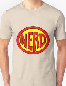 Hero, Heroine, Superhero, Super Nerd T-Shirt