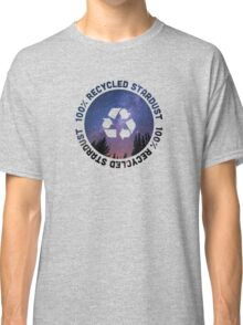 100% recycled stardust Classic T-Shirt