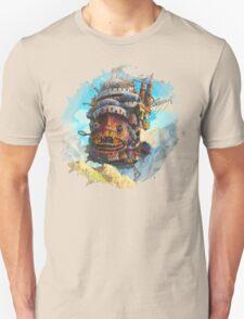 Howls painting 2 Unisex T-Shirt