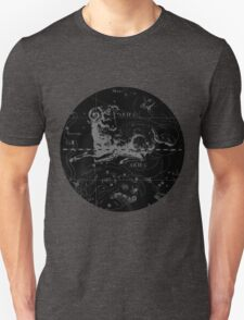 Aries Zodiac Sign Hevelius Circa 1690 T-Shirt