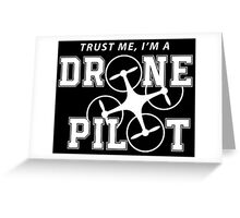 DRONE Greeting Card