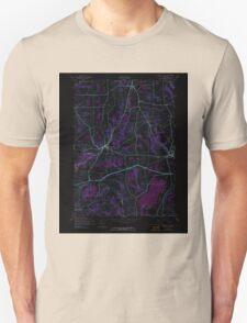 New York NY Oriskany Falls 137490 1943 24000 Inverted T-Shirt