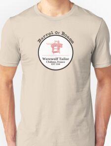 Barrel of Bones (Black) T-Shirt
