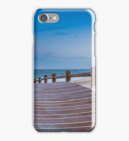 Beach in Cape Town iPhone Case/Skin