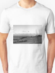 vineyard under the snow T-Shirt