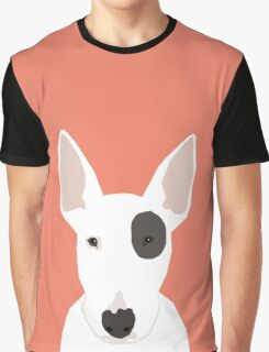 Bull Terrier pet gift dog breed cute puppy funny dogs spot terriers animal kids fur baby Graphic T-Shirt