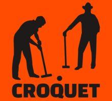 Croquet Kids Tee