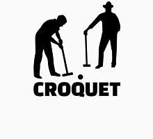 Croquet Unisex T-Shirt