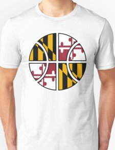 Maryland Basketball T-Shirt