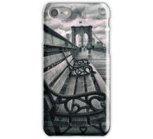 Brooklyn Bridge Mood iPhone Case/Skin