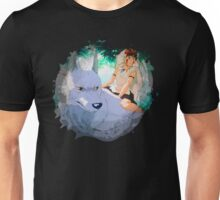 Mononoke painting 2 Unisex T-Shirt