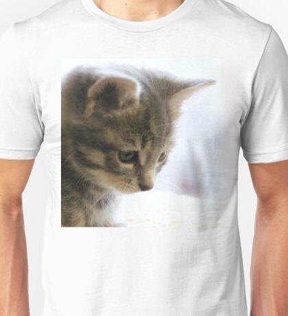 Tiny Baby Grey Unisex T-Shirt